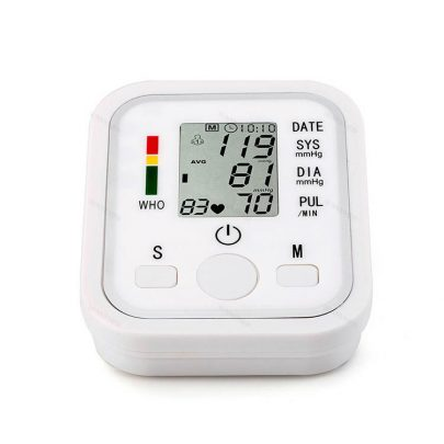 Monitor de Presión Arterial con monitor de Pulso